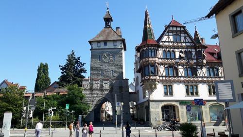 Downtown Konstanz, Germany