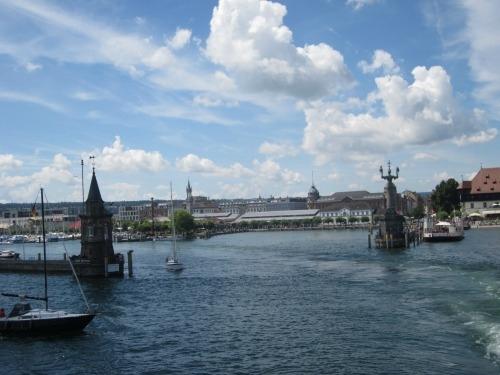 Konstanz Harbor, Germany