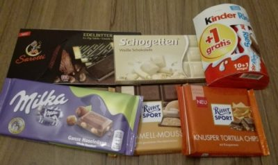 German Chocolates