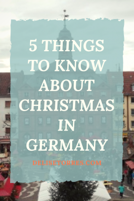 5 things to know about Christmas in Germany