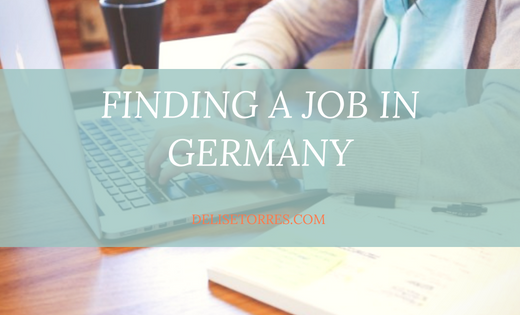 Finding a Job in Germany Post Image