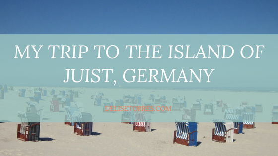 My Trip to the Island of Juist, Germany Post Image