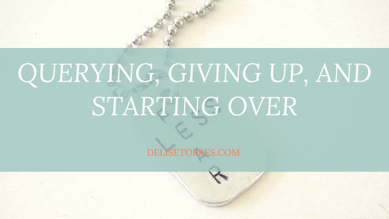 Querying, Giving up, and Starting Over Post Image