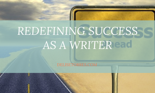 Redefining Success as a Writer Post Image