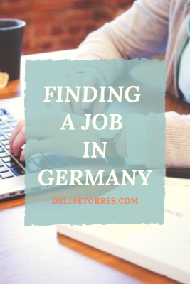 How to Survive in Germany Part 2: Finding a Job
