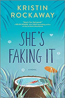 She's Faking It Book Cover