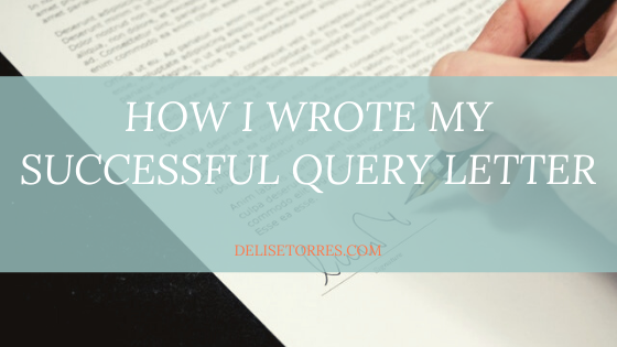 How I Wrote My Successful Query Letter
